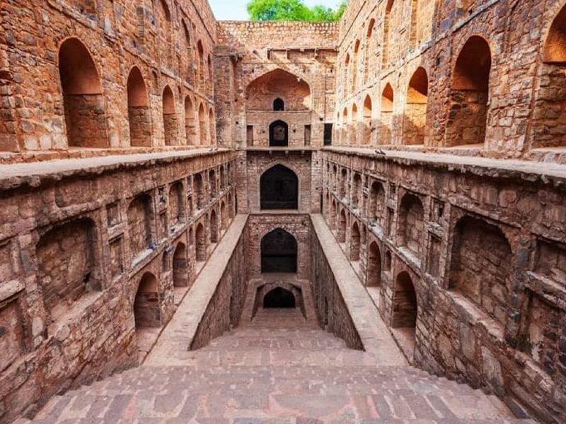 Agrasen ki baoli - Most haunted places in India