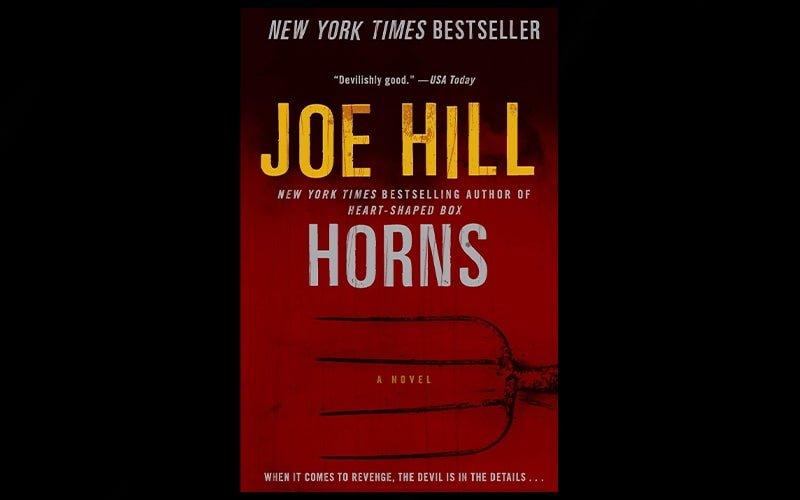 Horns by Joe Hill - Top Horror Novels