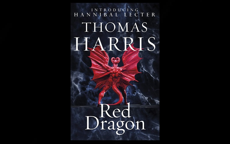 Red Dragon by Thomas Harris - Top Horror Books