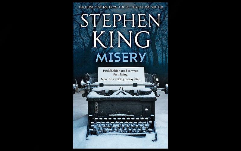 Stephen King's Misery - Horror Books