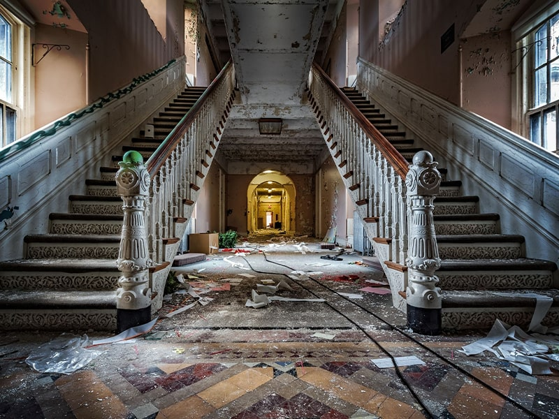 Top Haunted Places in America